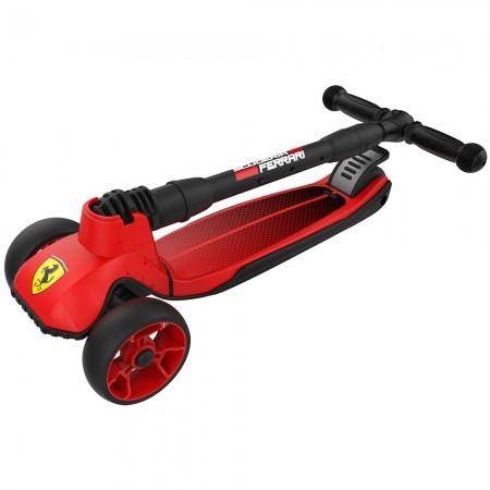 Trotineta Chipolino Ferrari red cu maner pliabil