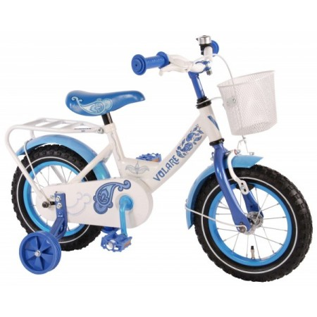 Bicicleta Volare pentru fete 12 inch Paisley