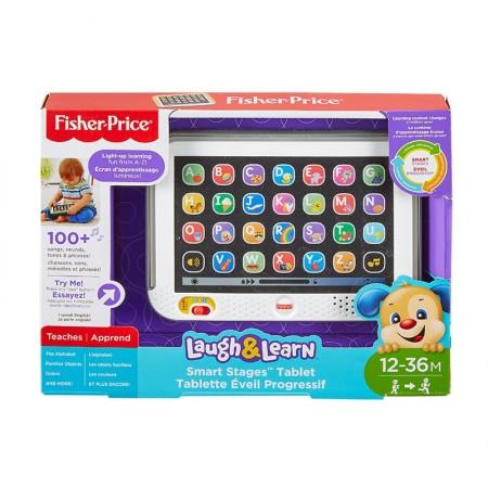 Tableta interactiva Smart - Fisher Price