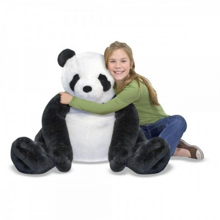 Urs Panda din plus